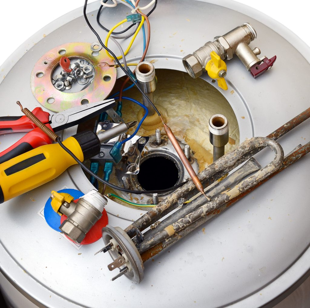 Signs of Water Heater Issues