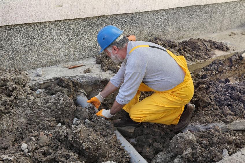 sewer line repair in Wheaton, IL