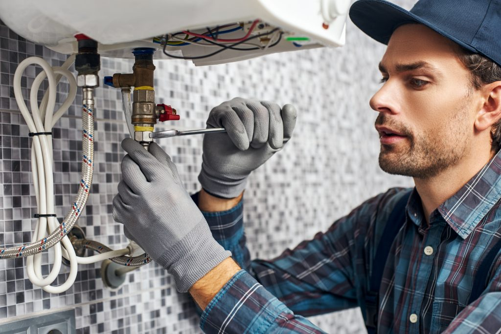 water heater repair in Glen Ellyn, IL